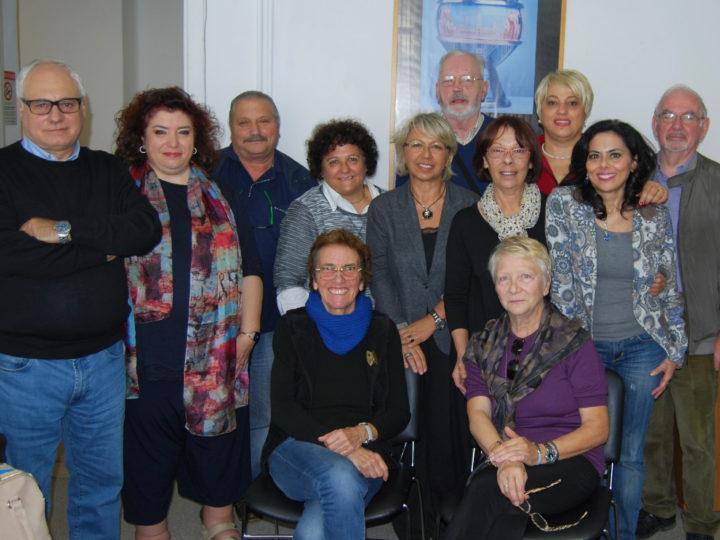 G.B. Cestrone AMEP Latina nell'Osservatorio del Volontariato e della Promozione Sociale